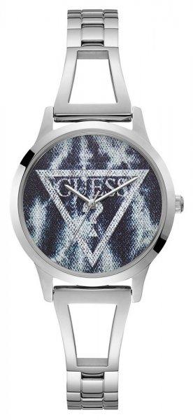Zegarek damski Guess bransoleta W1145L1 - duże 1