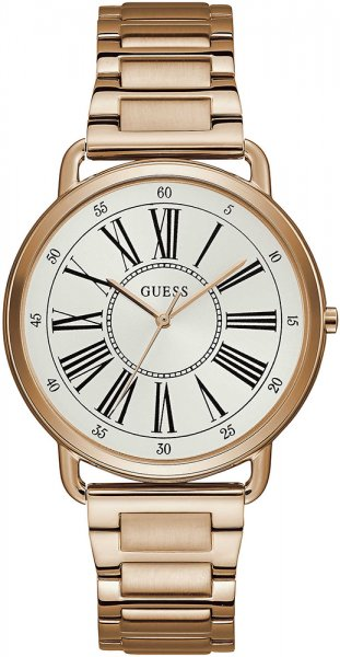 Zegarek damski Guess bransoleta W1148L3 - duże 1