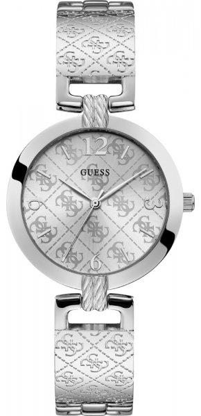 Zegarek damski Guess bransoleta W1228L1 - duże 1