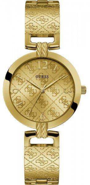 Zegarek damski Guess bransoleta W1228L2 - duże 1