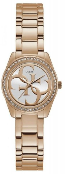 Zegarek damski Guess bransoleta W1273L3 - duże 1