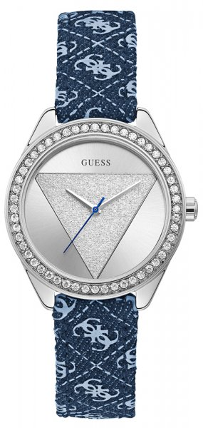 Zegarek damski Guess damskie W0884L10 - duże 1