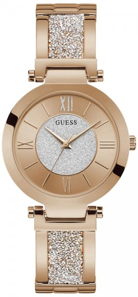 Zegarek Guess W1288L3 - duże 1