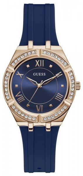 Zegarek damski Guess pasek GW0034L4 - duże 3