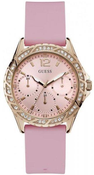 Zegarek Guess W0032L9 - duże 1