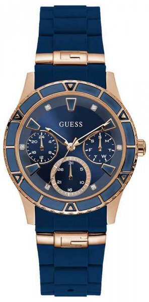 Zegarek Guess W1157L3 - duże 1