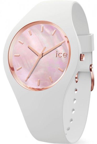 Zegarek ICE Watch ICE Pearl White Pink Rozm. M - damski  - duże 3