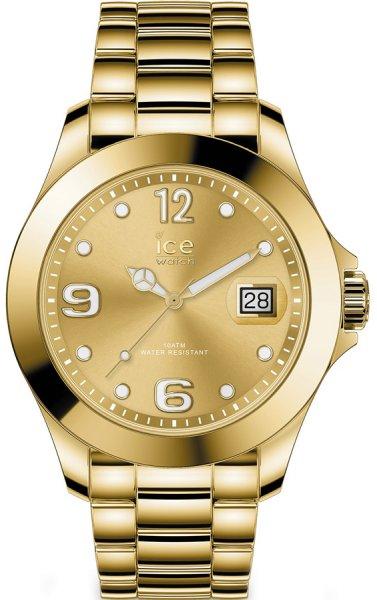 Zegarek ICE Watch ICE Steel Gold shiny Rozm. M - damski  - duże 3