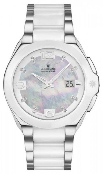 Zegarek Junghans 015/1503.44 - duże 1