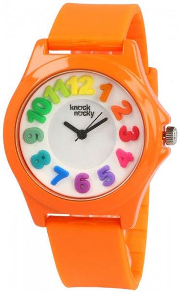 Zegarek dla dziewczynki Knock Nocky rainbow RB3921009 - duże 1