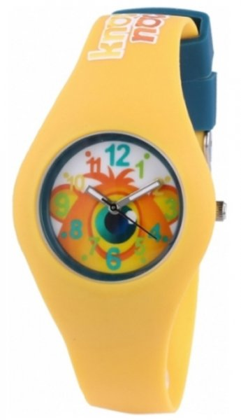 Zegarek dla dzieci Knock Nocky fluffy FL GOLDI - duże 1