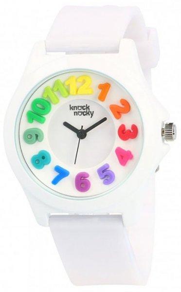 Zegarek dla dziewczynki Knock Nocky rainbow RB3029000 - duże 3