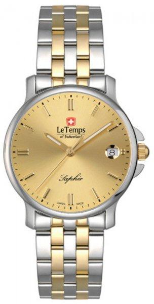 Zegarek Le Temps LT1056.46BT01 - duże 1