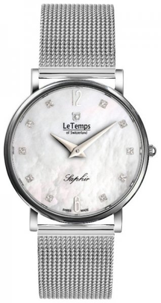 Zegarek Le Temps  LT1085.05BS01 - duże 1