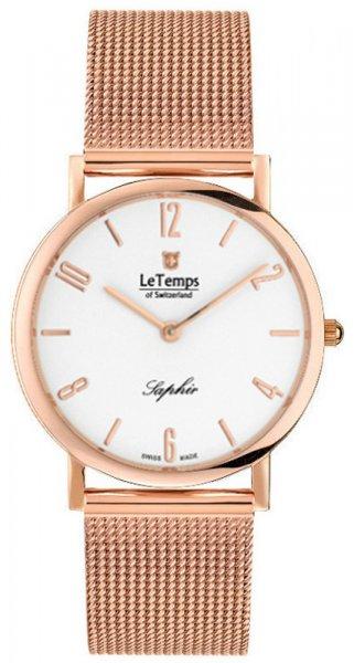 Zegarek Le Temps LT1085.51BD02 - duże 1