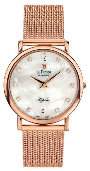 Zegarek Le Temps LT1085.55BD02 - duże 1