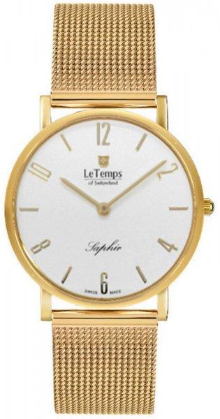 Zegarek Le Temps  LT1085.61BD01 - duże 1