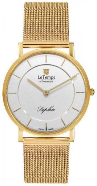 Zegarek Le Temps LT1085.63BD01 - duże 1
