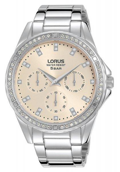 Zegarek damski Lorus klasyczne RP641DX9 - duże 1