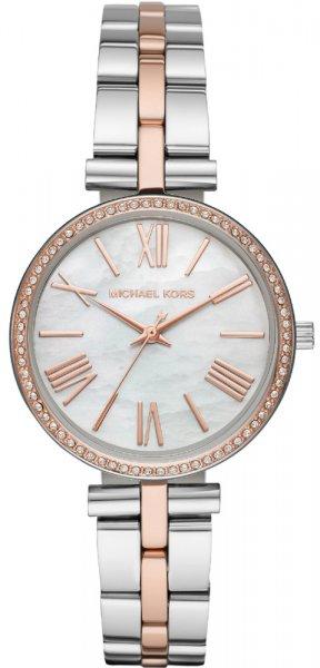 Zegarek damski Michael Kors maci MK3969 - duże 1