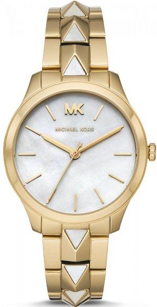 Zegarek damski Michael Kors runway MK6689 - duże 1