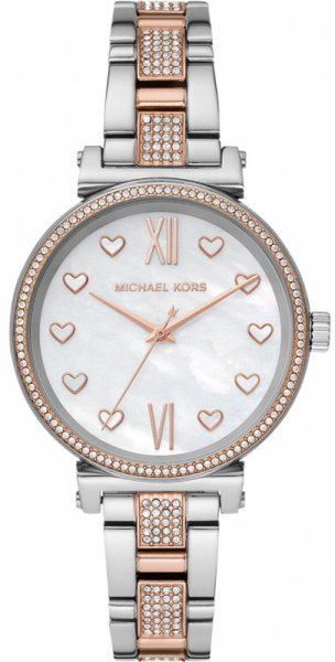 MK4458 - zegarek damski - duże 3