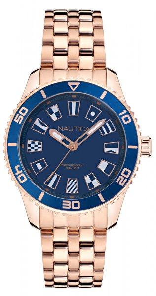 NAPPBS027 - zegarek damski - duże 3