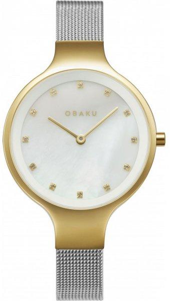 Zegarek Obaku Denmark V173LXGWMC2 - duże 1