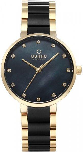 Zegarek Obaku Denmark V189LXGBSB1 - duże 1