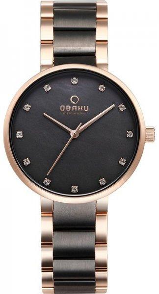 Zegarek Obaku Denmark V189LXVJSJ - duże 1