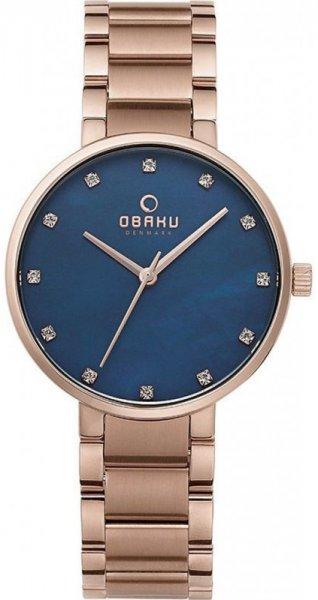 Zegarek Obaku Denmark V189LXVLSV - duże 1