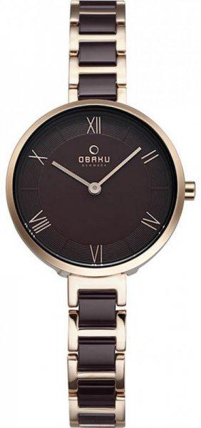 Zegarek Obaku Denmark V195LXVNSN - duże 1