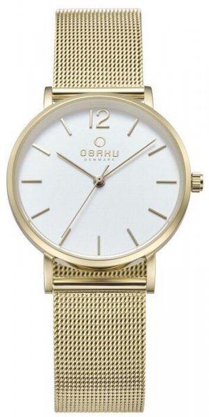 Zegarek Obaku Denmark V197LXGWMG1 - duże 1
