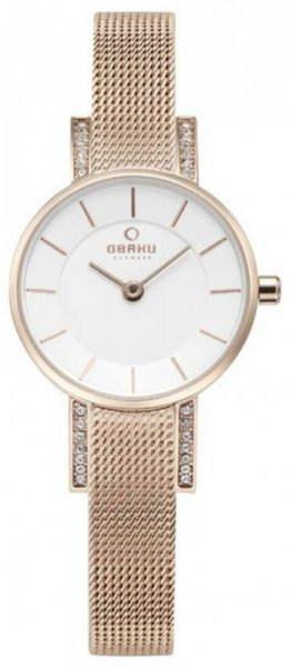 Zegarek Obaku Denmark V207LEVIMV - duże 1