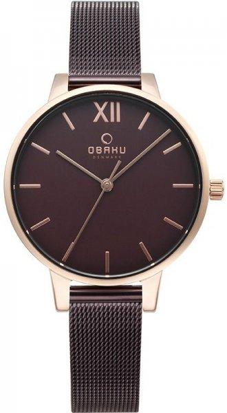 Zegarek Obaku Denmark V209LXVNMN - duże 1
