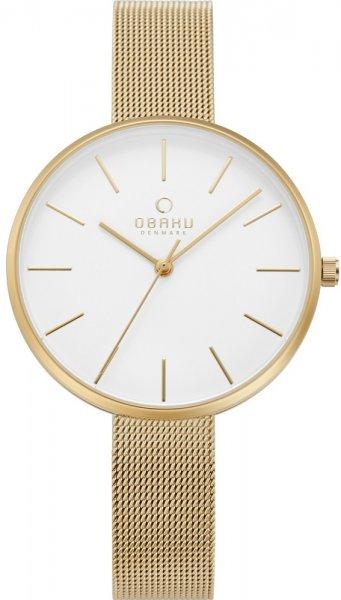Zegarek Obaku Denmark V211LXGIMG - duże 1