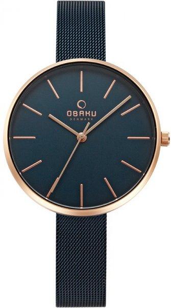 Zegarek Obaku Denmark V211LXVLML - duże 1