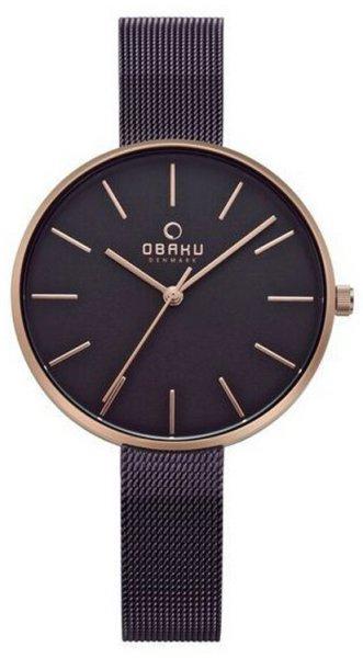Zegarek Obaku Denmark V211LXVNMN - duże 1
