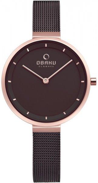 Zegarek Obaku Denmark V225LXVNMN - duże 1