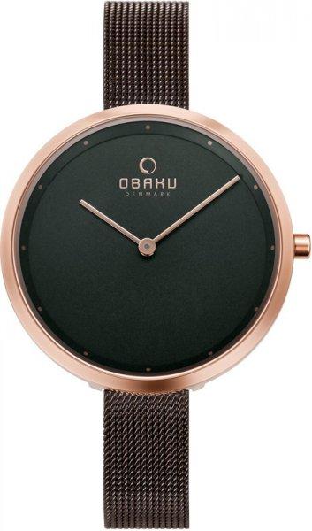 Zegarek Obaku Denmark V227LXVNMN - duże 1