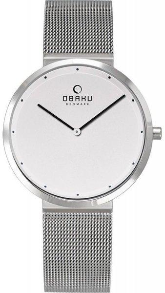 Zegarek Obaku Denmark V230LXCWMC - duże 1