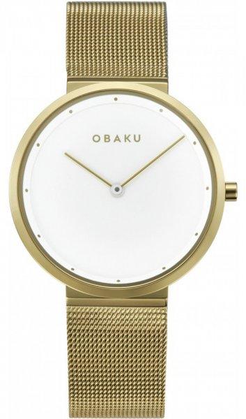 Zegarek Obaku Denmark V230LXGWMG1 - duże 1