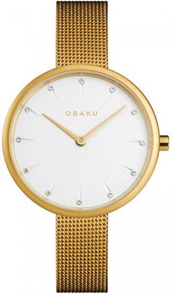 Zegarek Obaku Denmark V233LXGIMG - duże 1