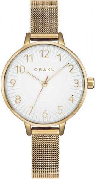Zegarek Obaku Denmark V237LXGIMG - duże 1