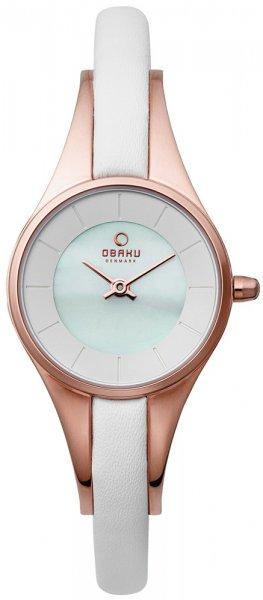 Zegarek Obaku Denmark V110LVWRW - duże 1