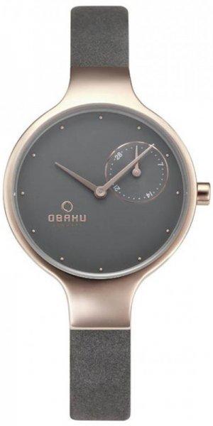 Zegarek Obaku Denmark V201LDVJRJ - duże 1