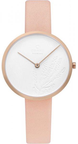 Zegarek damski Obaku Denmark pasek V219LXVHRX - duże 3