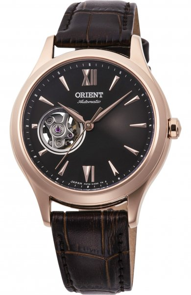 Orient RA-AG0023Y10B Contemporary Classic Open Heart Automatic
