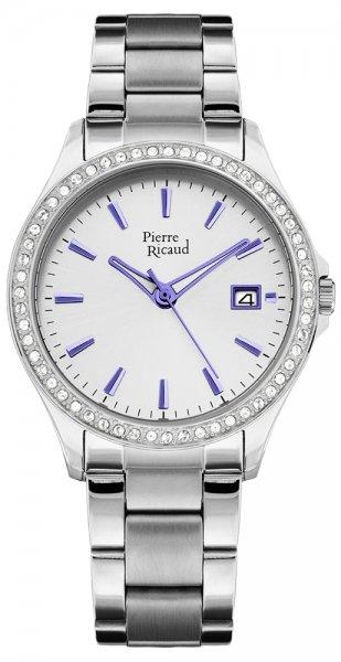 Zegarek Pierre Ricaud P21047.51B3QZ - duże 1