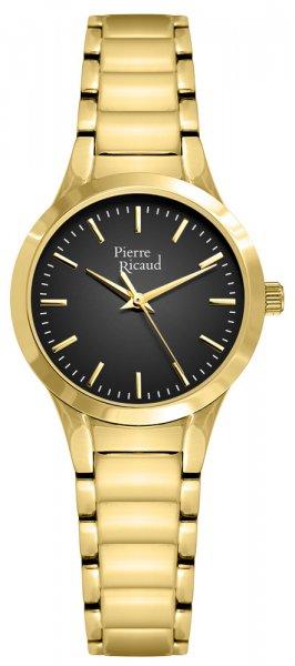 Zegarek damski Pierre Ricaud bransoleta P22011.1114Q - duże 1